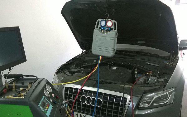Kompletní mobilní plnění a údržba klimatizace přímo u vás doma2