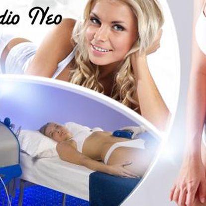 Ultrazvuková liposukce přístrojem UltraContour. 6 ošetření pro odbourání tuku.