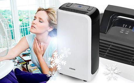 Klimatizace a odvlhčovač vzduchu do místnosti nebo auta včetně poštovného