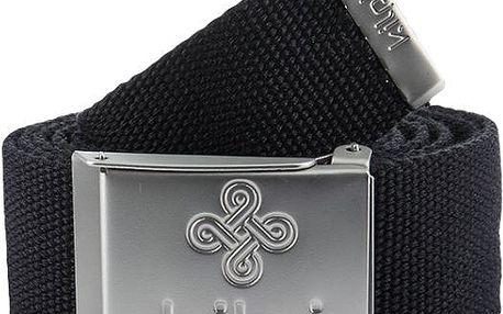 Moderní sportovní pásek KILPI NURA černá uni 10% sleva pro registrované zákazníky