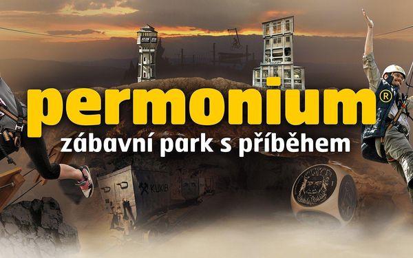 Permonium® - zabavní park s příběhem