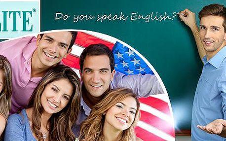 Letní intenzivní jazykový kurz angličtiny na týden nebo 10 dní + ukázková hodina zdarma!
