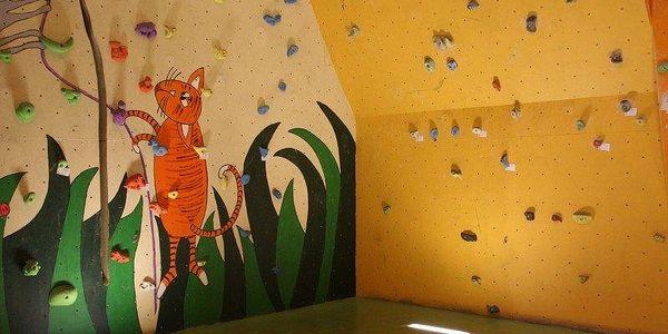 1x vstup nebo neomezená permanentka na lezeckou stěnu na letní prázdniny4