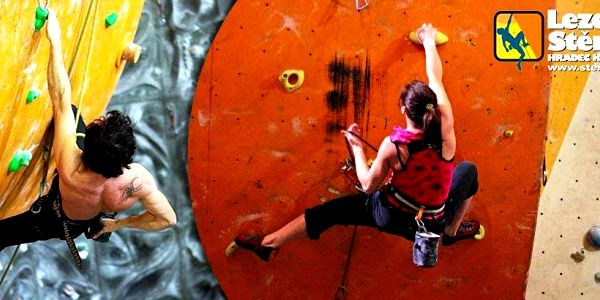 1x vstup nebo neomezená permanentka na lezeckou stěnu na letní prázdniny5