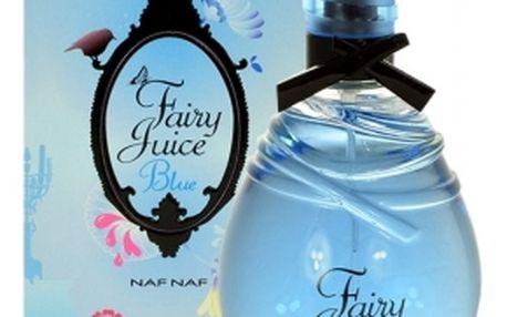 NAFNAF Fairy Juice Blue 100 ml toaletní voda pro ženy