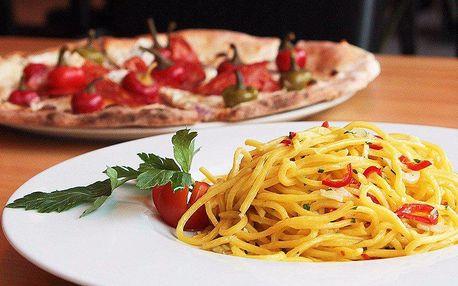 S láskou připravené italské speciality pro dva