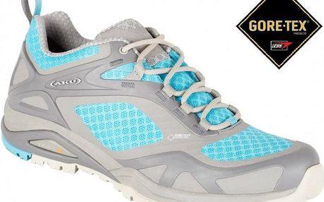 Aku Alpina Light GTX Light blue/grey 7,0 (41,0)