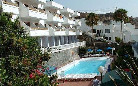Kanárské ostrovy - Gran Canaria na 11 až 12 dní, bez stravy s dopravou letecky z Prahy