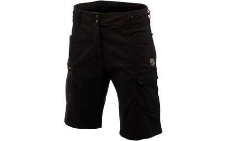 Pánské cyklistické šortky Dare2B DMJ086 OUTPACE ConvShort Black