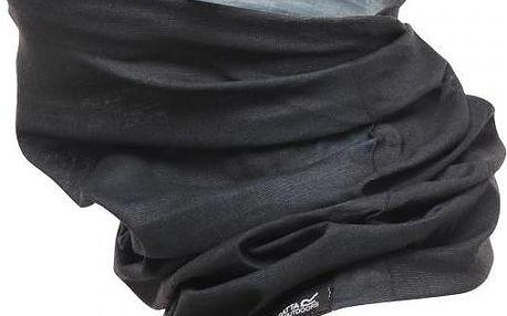 Multifunkční šátek Regatta RMC051 Multitube black