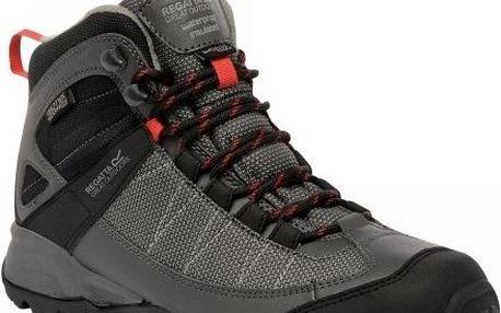 Pánská vysoká obuv Regatta RMF374 TRACKFORD Ironsena