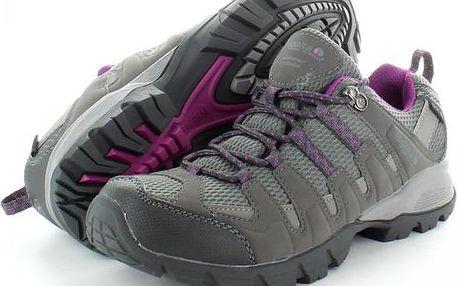 Dámská outdoorová obuv Regatta RWF330 GARSDALE Low Steel/VivVio