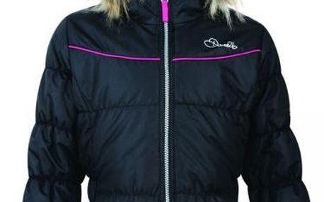 Dětská lyžařská bunda Dare2B DGP308 EMULATE Jkt Black