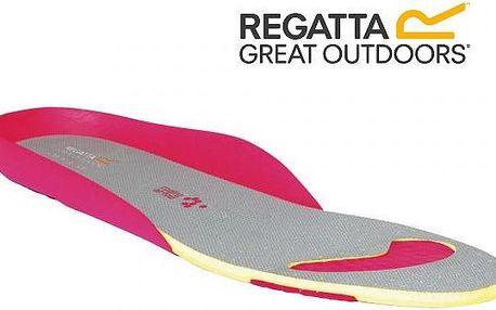 Anatomické stélky do bot Regatta RFB002 CorpGr/BriBl