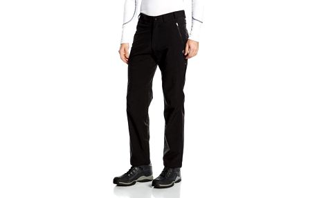 Pánské softshellové kalhoty CRAGHOPPERS CMJ387R PRO LITE SShell Trs Black