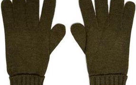 Pánské pletené rukavice CRAGHOPPERS CUG255 ERWOOD OliveDrabMar