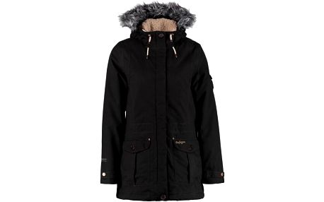 Dámská zimní bunda CRAGHOPPERS CWP942 AUTON Black/Pep/Marl