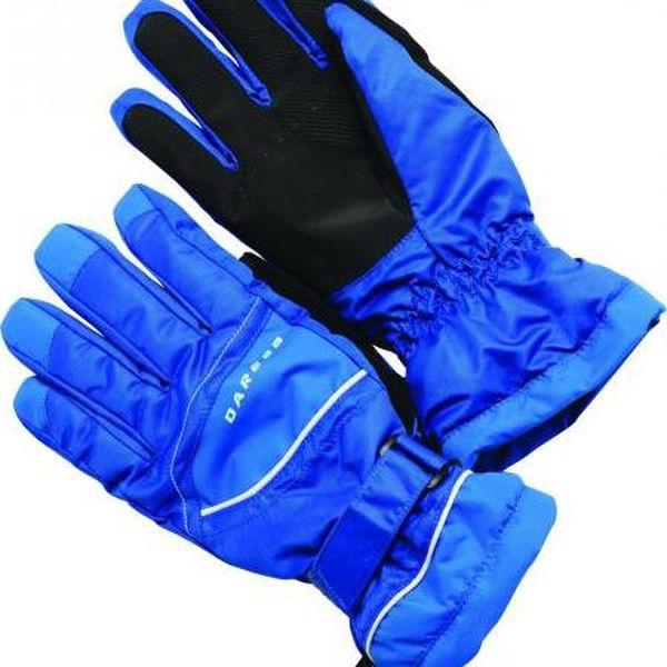 Pánské lyžařské rukavice DMG028 Dare2B HANDS DOWN Glove Cls/Blue L2