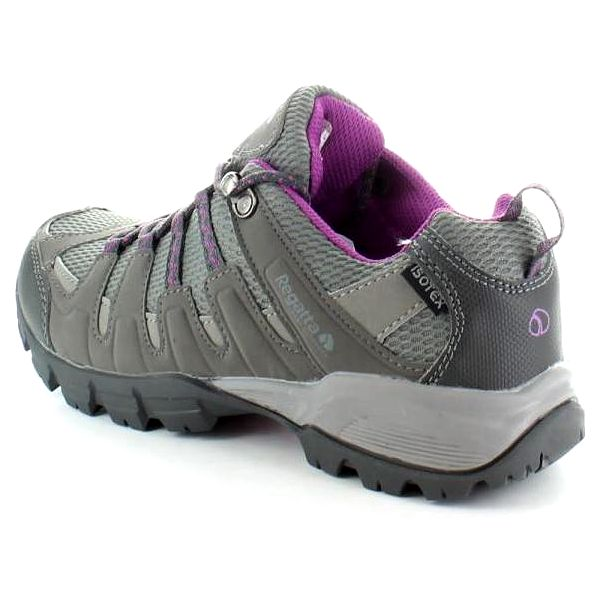Dámská outdoorová obuv Regatta RWF330 GARSDALE Low Steel/VivVio 413