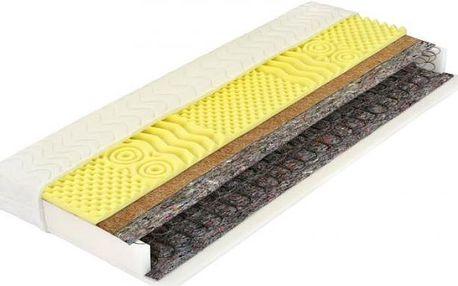 Kvalitní matrace Karina kokos 90/19/200cm