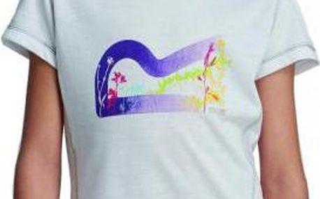 Dívčí triko Regatta RKT056 THORA White