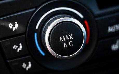 Dezinfekce nebo kompletní údržba klimatizace automobilu