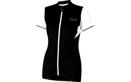 Dámský cyklistický dres Dare2B DWT135 BESTIR Jersey Black