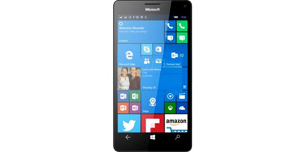 Mobilní telefon Nokia Lumia 950 SS White3