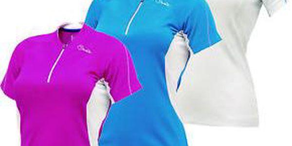 Dámské sportovní tričko Dare2B DWT095 REGAIN JERSEY Methyl Blue 364