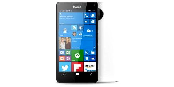 Mobilní telefon Nokia Lumia 950 SS White4