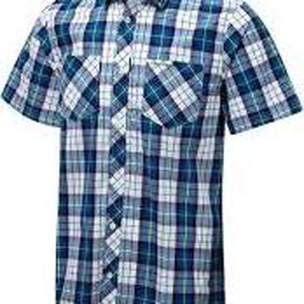 Pánská košile Craghoppers CMS483 Kalifa S/S Alpine Green
