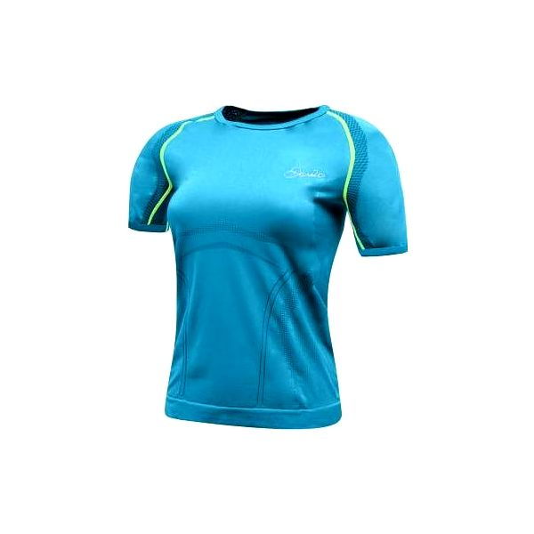 Dámské sportovní tričko Dare2B DWT154 MOLLIFY Blue Jewel