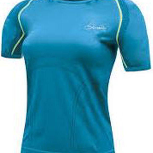 Dámské sportovní tričko Dare2B DWT154 MOLLIFY Blue Jewel 363