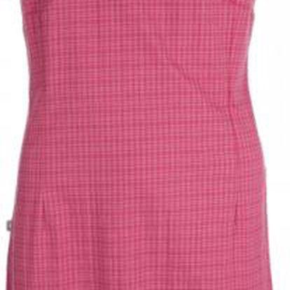 Dámské outdoorové šaty KILPI ROSSELA růžová