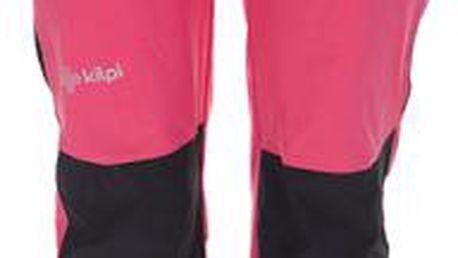 Dámské technické kalhoty KILPI ELLIE růžová