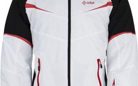 Pánská lyžařská bunda KILPI AIDAN bílá