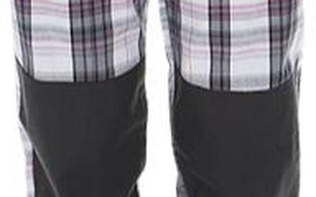Dětské dívčí kalhoty KILPI ROBERTA - K růžová