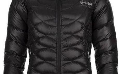 Dámská zimní péřová bunda KILPI CHRISTA černá