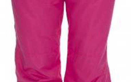 Dámské lyžařské kalhoty KILPI ANTTI růžová
