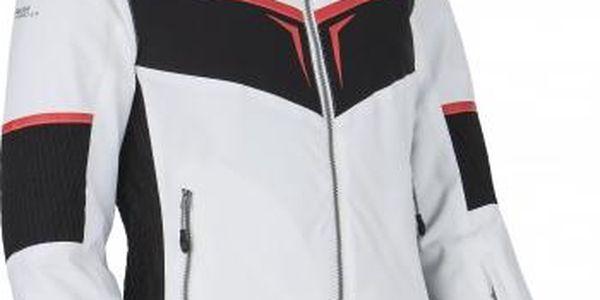 Dámská lyžařská bunda KILPI FIONA bílá 462