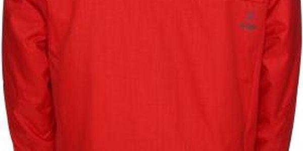 Pánská snowboardová bunda KILPI KAMET červená XXL2
