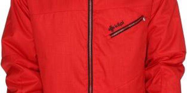 Pánská snowboardová bunda KILPI KAMET červená