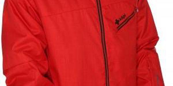 Pánská snowboardová bunda KILPI KAMET červená XXL3