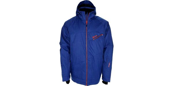 Pánská snowboardová bunda KILPI KAMET modrá