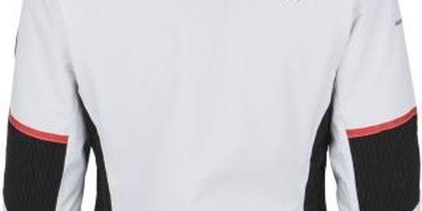 Dámská lyžařská bunda KILPI FIONA bílá 463