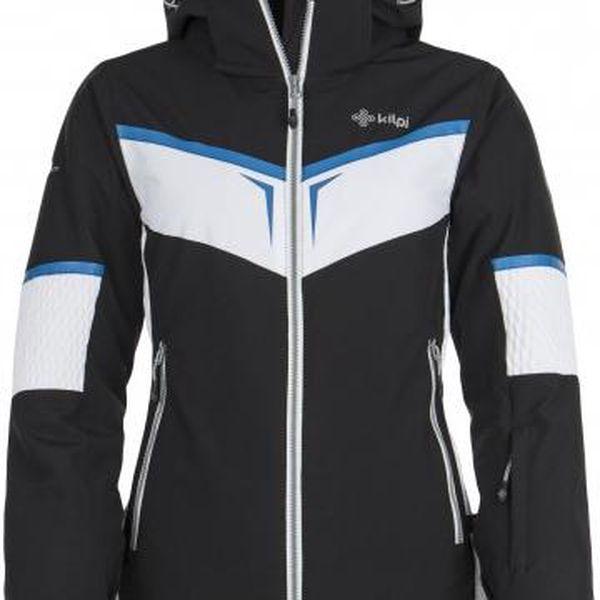 Dámská lyžařská bunda KILPI FIONA černá