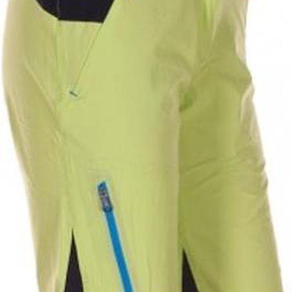Dámské šortky KILPI AROLA I. zelená 442