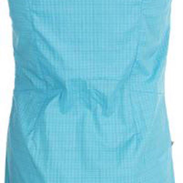 Dámské outdoorové šaty KILPI ROSSELA modrá 402