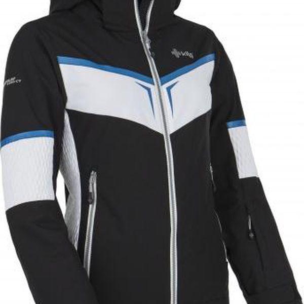 Dámská lyžařská bunda KILPI FIONA černá 402