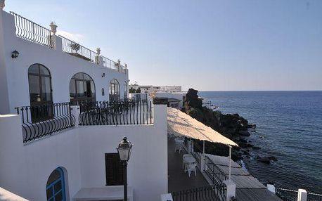 Itálie - Kalábrie na 8 dní, snídaně s dopravou vlastní 150 m od pláže